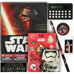12 of Star Wars Calculator Sets