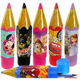 24 of Licensed Cartoon Pencil Cases.