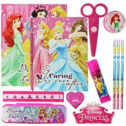 12 of Disney's Princess 11-Piece Value Playpack