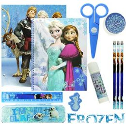 12 of Disney's Frozen 11-Piece Value Playpacks