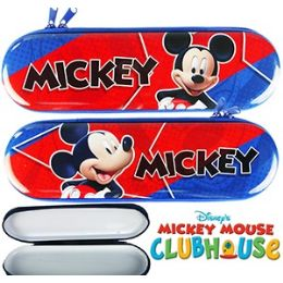 48 of Disney's Mickey Mouse Metal Pencil Boxes