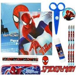 12 of Spiderman 11-Piece Value Playpack