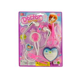 72 of Girls Doctor Playset