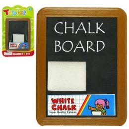 48 of 3 Piece Chalk Board Sets.