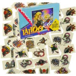 4320 of Rock Star Temporary Tatoos