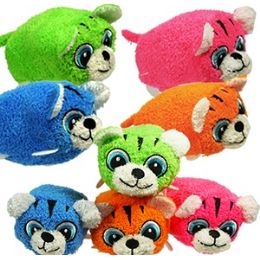 72 of Mini Plush Stackable Tigers