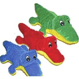 """60 of 7"""" Plush Velour Alligators"""