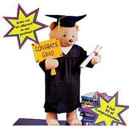 6 of Large Graduation Bears.