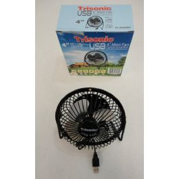 "6 of 4""usb Power Fan"