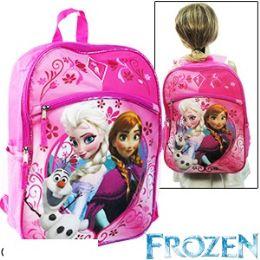 8 of Disney's Frozen Backpacks