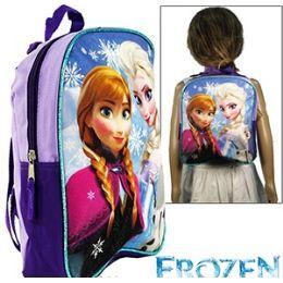 8 of Disney's Frozen Mini Backpacks
