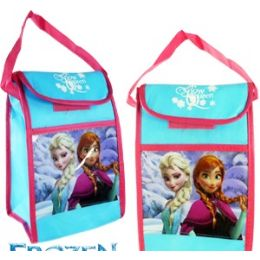 12 of Disney's Frozen Insualted Lunch Sack