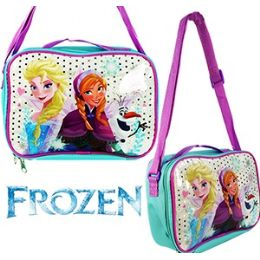 24 of Disney's Frozen Soft Lunch Boxes.