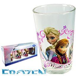 8 of 4 Piece Frozen Glass Sets.