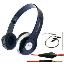 24 of Ovleng X1 Stereo Headphones