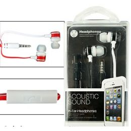 200 of Earbuds W/ Remote & Microphone.