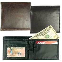 300 of Faux Leather Mens Wallet