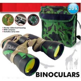 16 of Camouflage Binoculars.