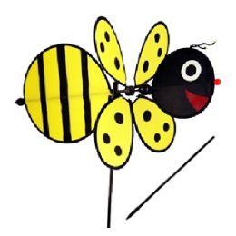 48 of Bee Whirleygigs.