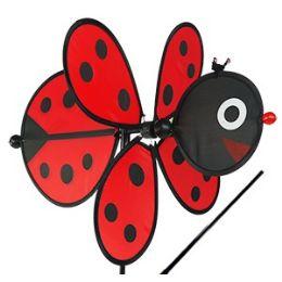 48 of Ladybug Whirleygigs.