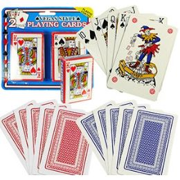 48 of 2-Pack Regulation Size Playing Cards