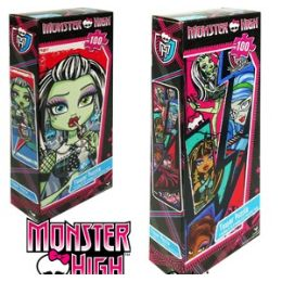 36 of Monster High Tower Jigsaw Puzzles.