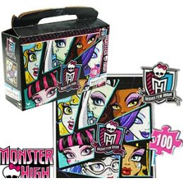 24 of Monster High Gift Box Puzzles
