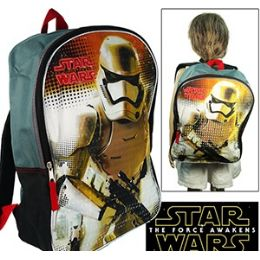 16 of Star Wars Backpacks.