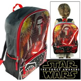 16 of Star Wars Large Cargo Backpacks
