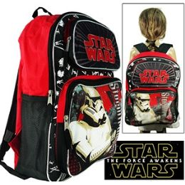 16 of Star Wars Cargo Backpacks