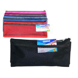 144 of Pencil Pocket Bag W/mesh Pocket