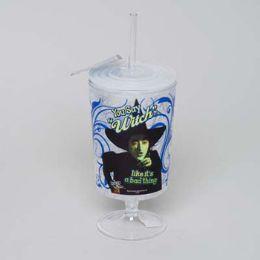 20 of Goblet 20oz You Say Witch Freezer W/straw