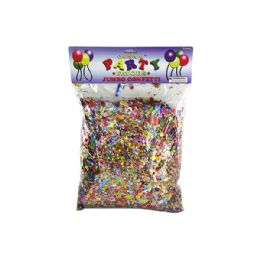 72 of Jumbo Metallic Confetti Pack