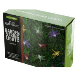6 of Dragonfly Solar Powered Led String Lights