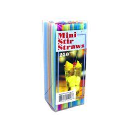 36 of Mini Stir Straws