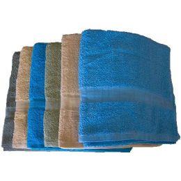 36 of 27x52 Solid Bath Towel 10.5lb