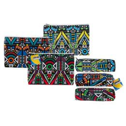 72 of 2 Assorted Size Zipper Pouches