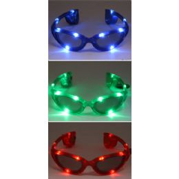 24 of Light Up Party Glasses