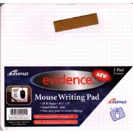 "48 of Ampad ""evidence Mouse & Graph Pad 25 Sheets"