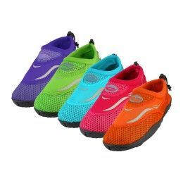 """36 of Girl's """"wave"""" Water Shoe"""