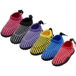 36 of Toddlers Sea Shell Print Water Shoes