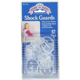 72 of 12 Piece Shock Guards