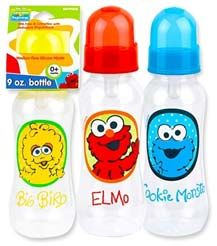 96 of Elmo 9 Oz Baby Bottle