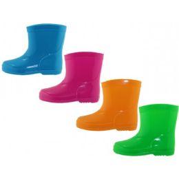 24 of Wholesale Kid's Rain Boots