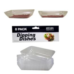 144 of 8 Piece Mini Dipping Dishes