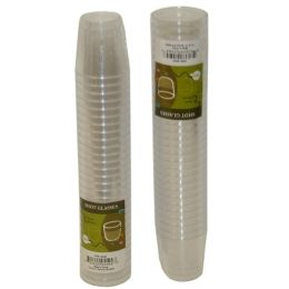 96 of 30pc Plastic Shot Glasses 1oz