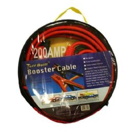 24 of Tuft Built 200 Amp Booster Cable