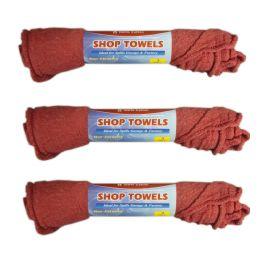 120 of 3pc Shop Towels