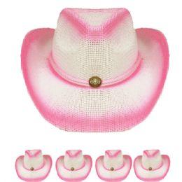 24 of Kids Western Cowboy Hat In Pink