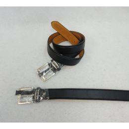 48 of Wide Black Belt